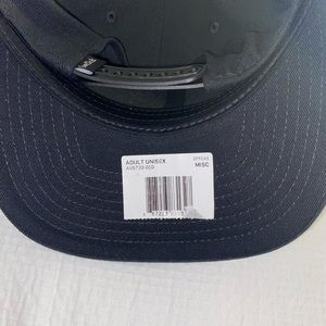 Nike Accessories - Nike black SnapBack sportswear hat